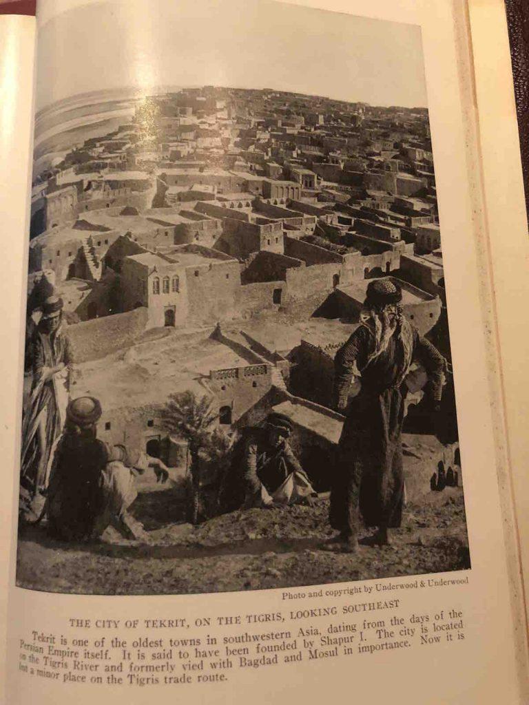 Tekrit in 1914