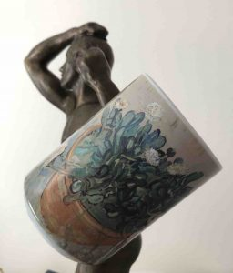 Van Gogh's Daises coffee mug