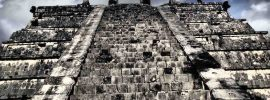 The Ossuary, Chichen Itza, Mexico