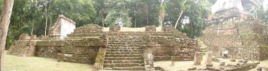 Mayan Ruins of Yaxha