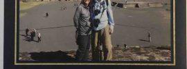 Rick and Shelby at Teotihucan